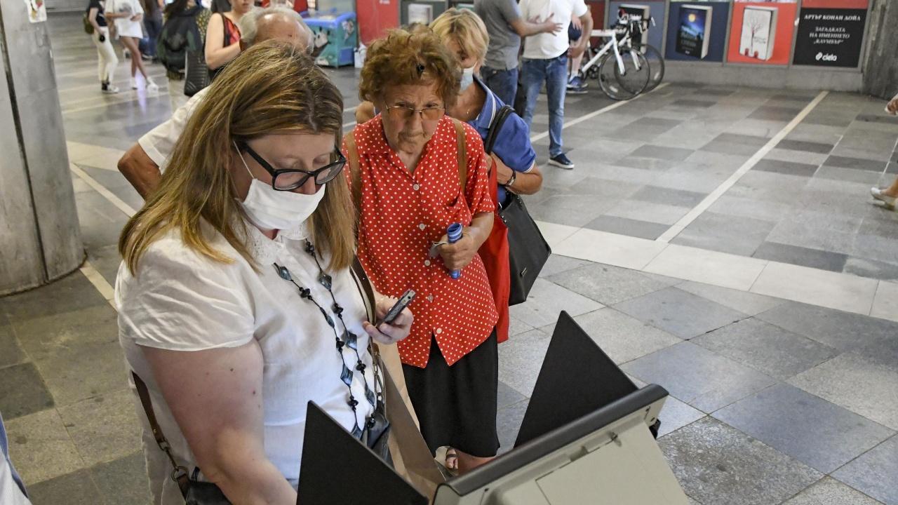 Взети са всички противоепидемични мерки за изборите в Кюстендилско