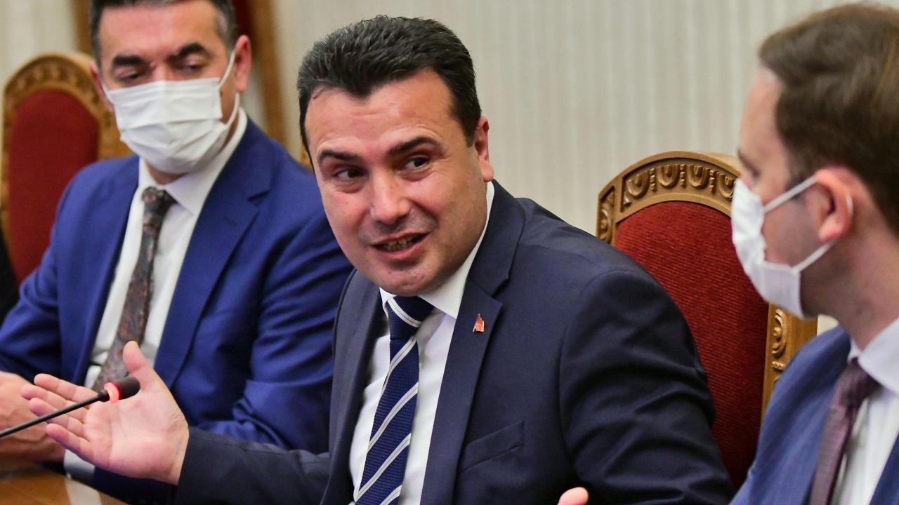 Заев на икономическия форум в Атина: За нас няма алтернатива освен ЕС