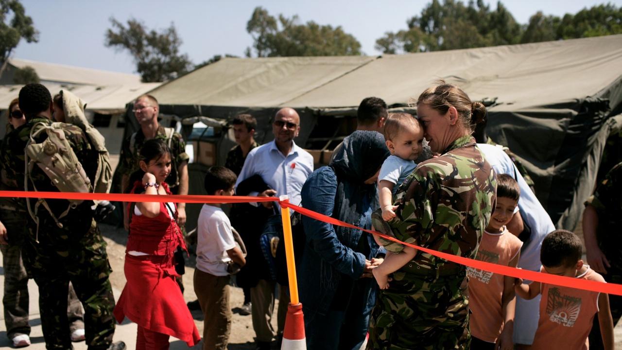 Нова група нелегални мигранти е достигнала Кипър