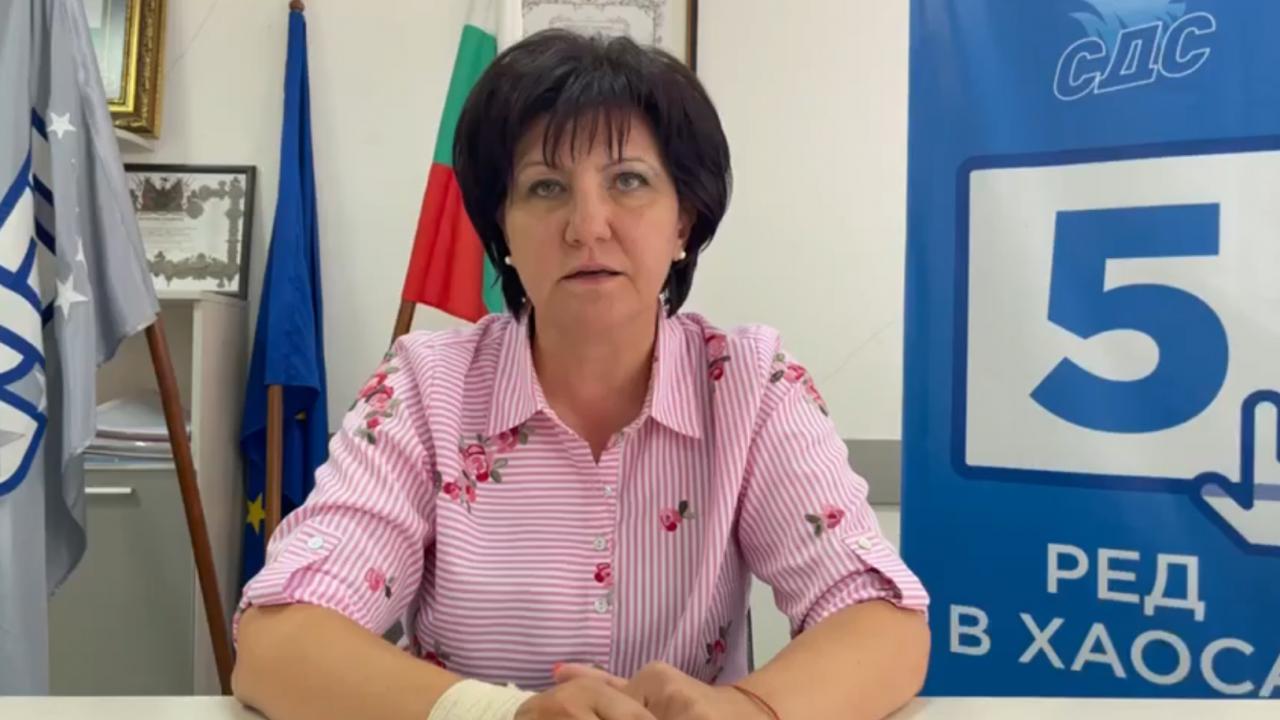 Караянчева с ответна реакция след твърденията на Бойко Рашков