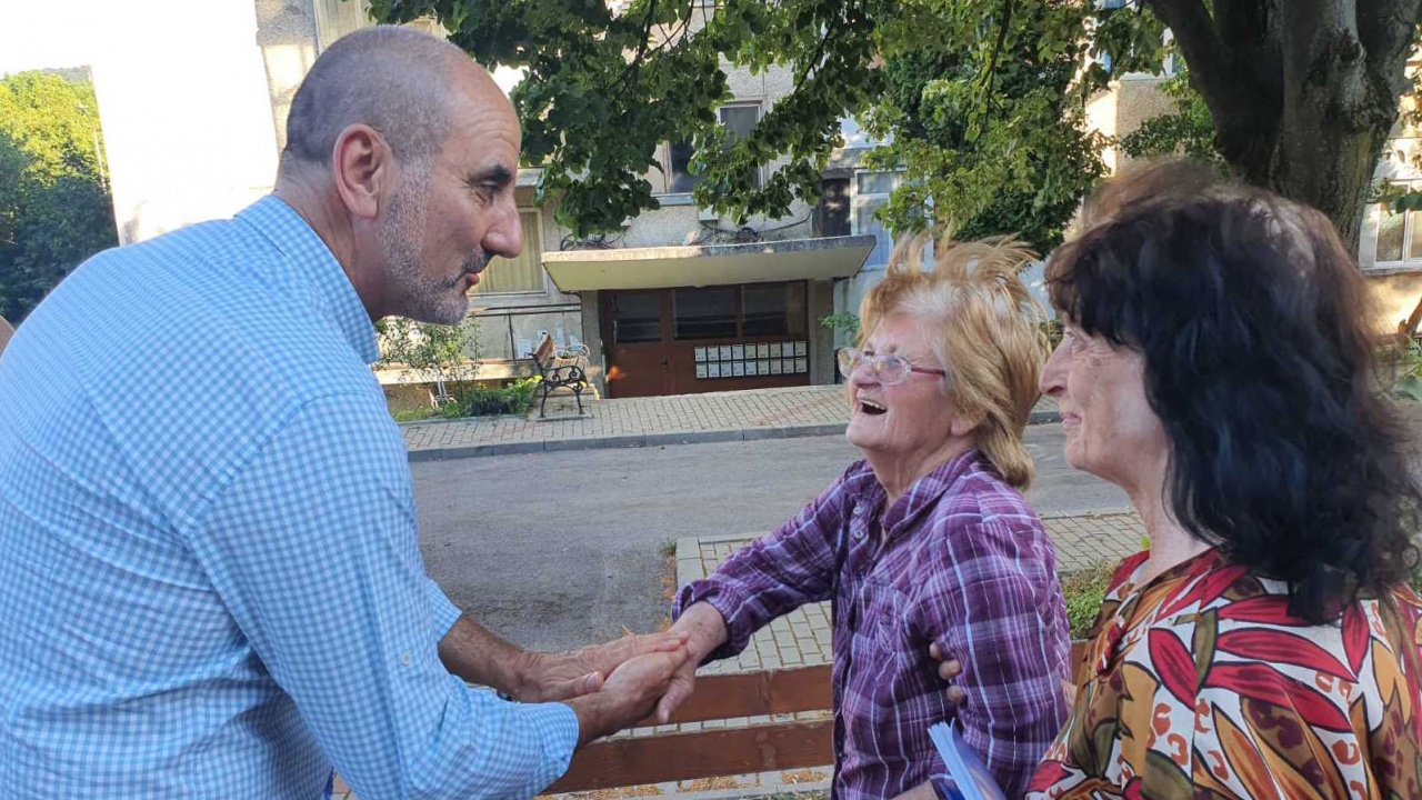 """Цветан Цветанов: За """"Чолаковци"""" съм правил всичко възможно като действащ политик – ще продължа да го правя"""