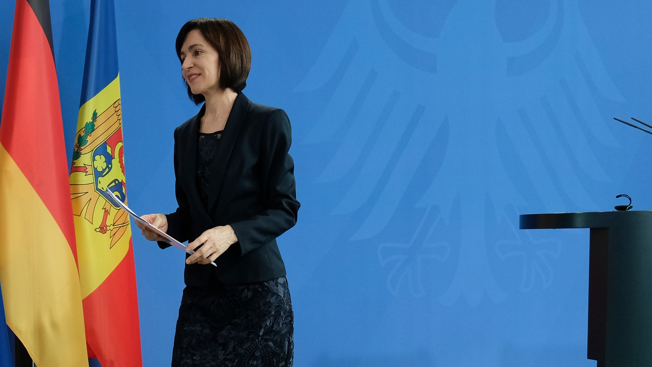 Президентът на Молдова: Гласувах за спасяването на страната ни от крадците, облечени с власт