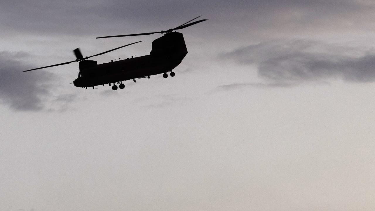 Хеликоптер с митничари падна в Испания
