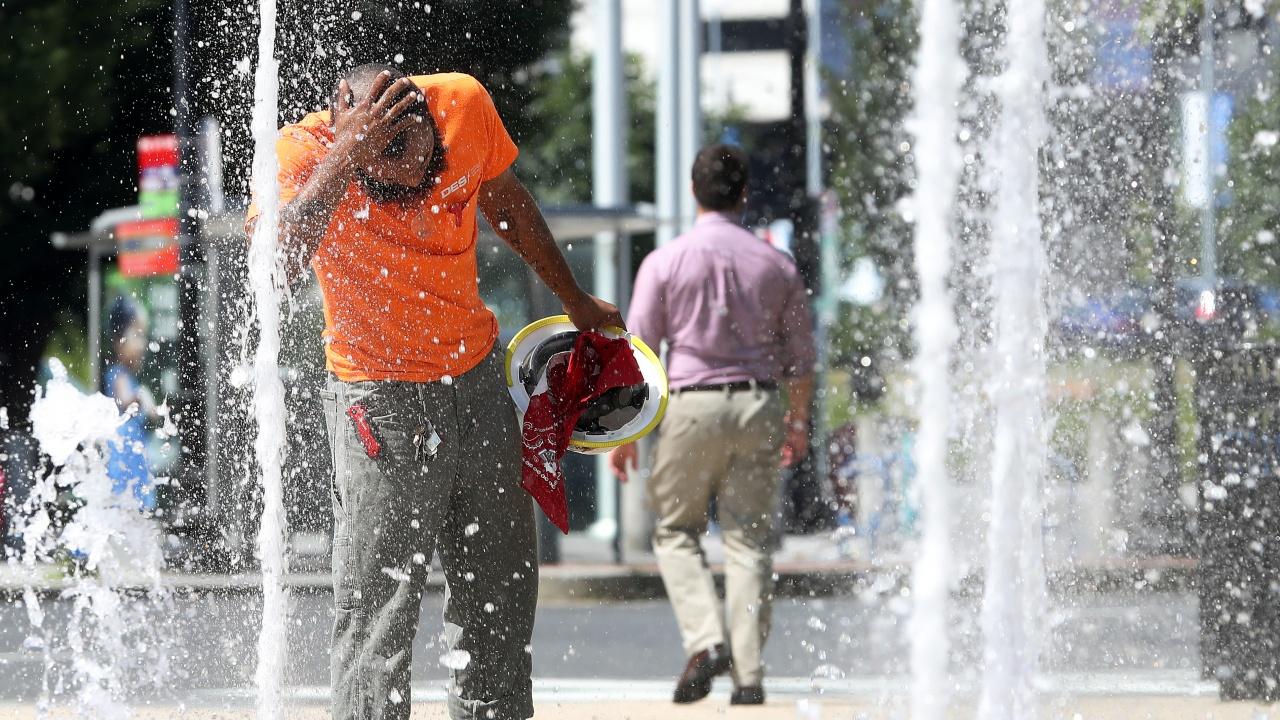 Африканска жега мъчи Южна Испания