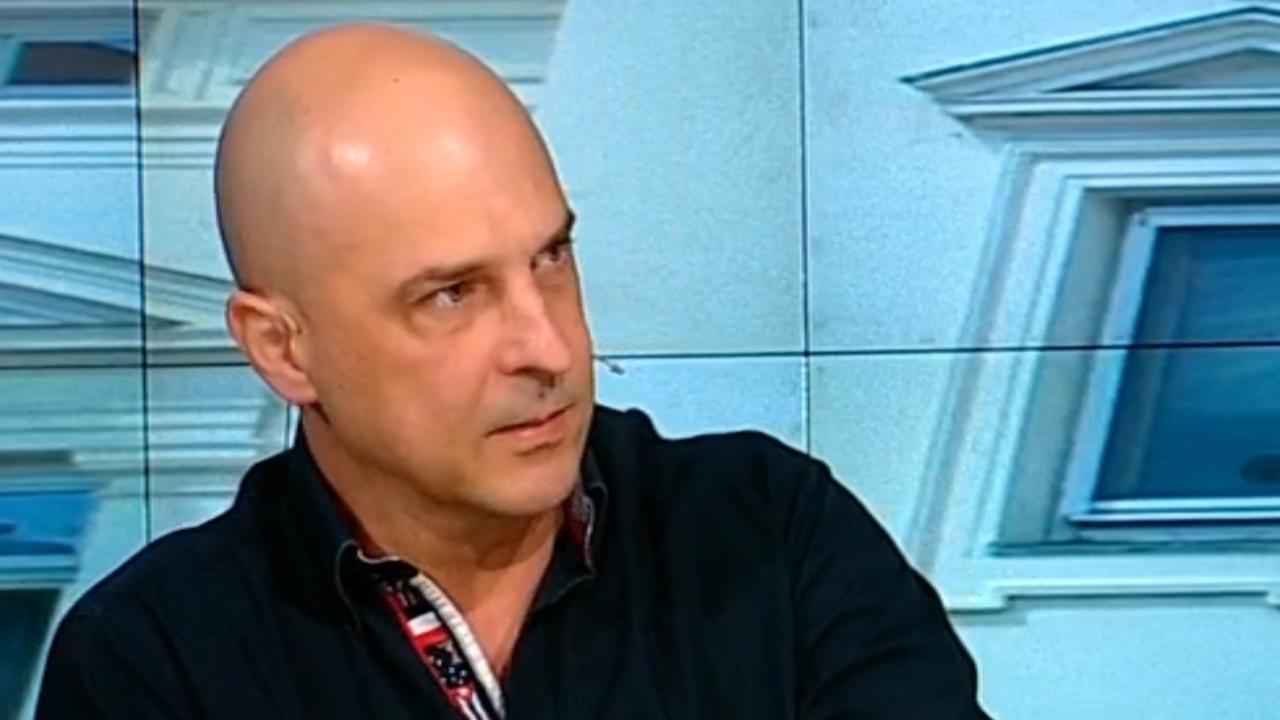 Светльо Витков с критика към Слави: Трифонов избяга от битката, дори не се появи в парламента