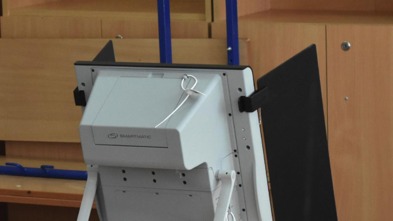 РИК в Габрово обяви в 20,00 часа края на изборния ден