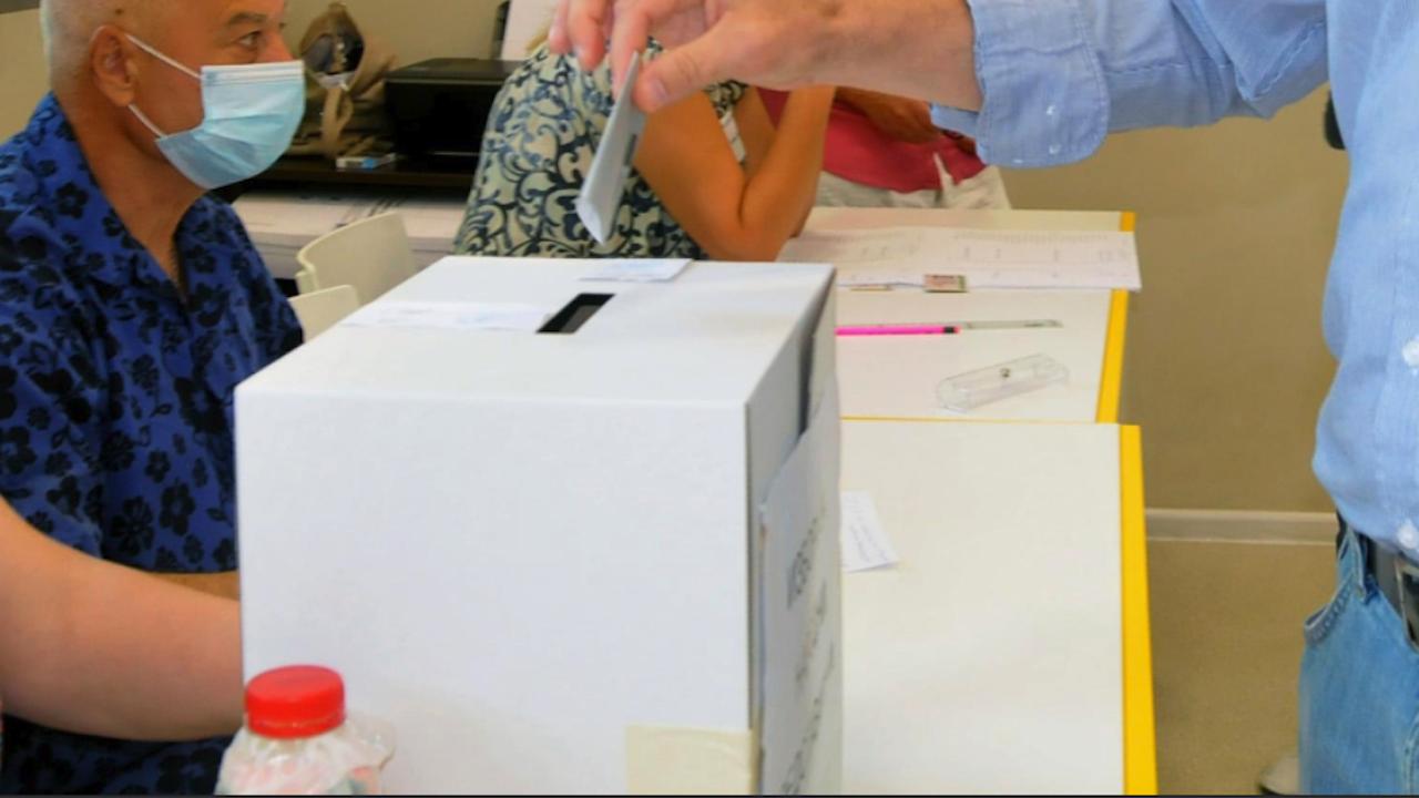 В Кърджали обявиха края на изборния ден