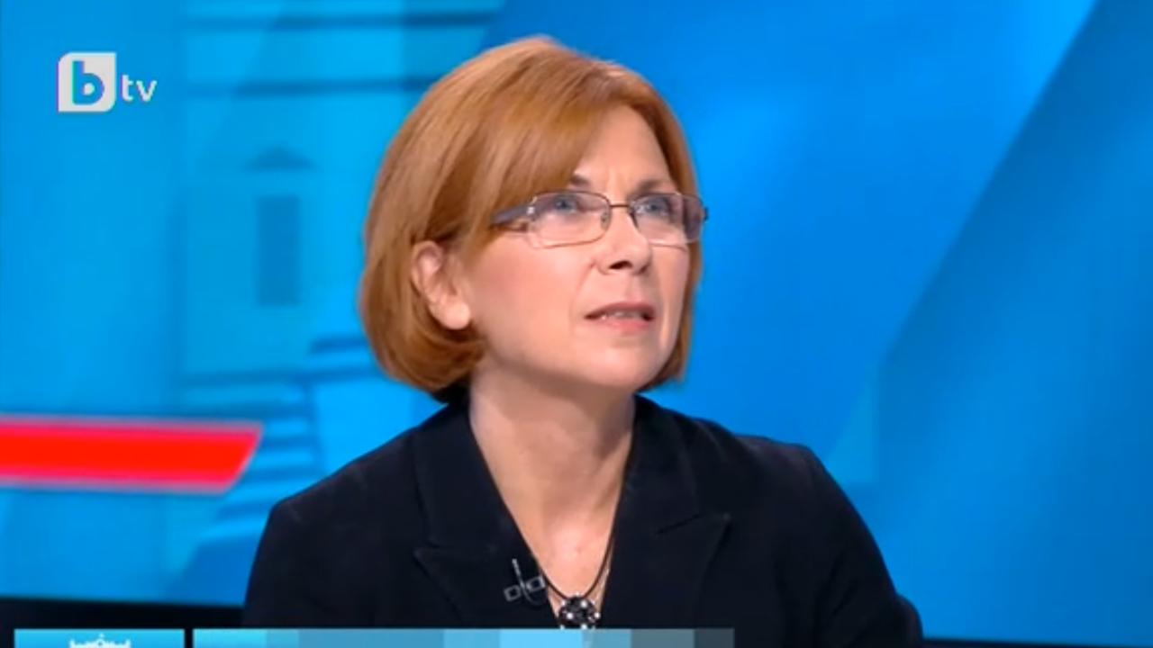 Боряна Димитрова: Нямаме категоричен победител, който да има широката подкрепа на българския народ