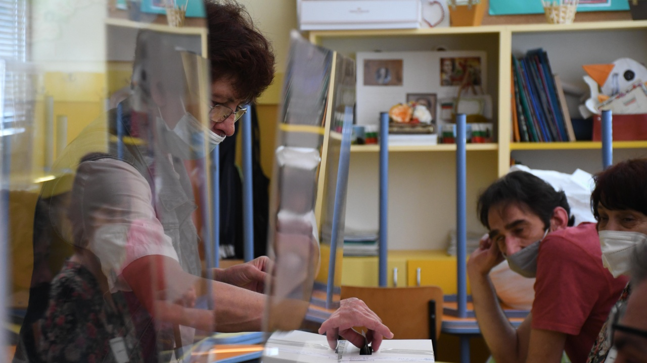 С 35,57 % избирателна активност приключи изборният ден в област Разград