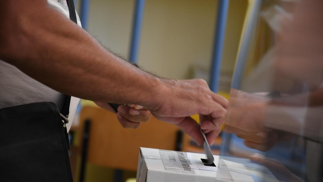 До края на изборния ден в Монтанско са гласували 41,35 на сто от избирателите