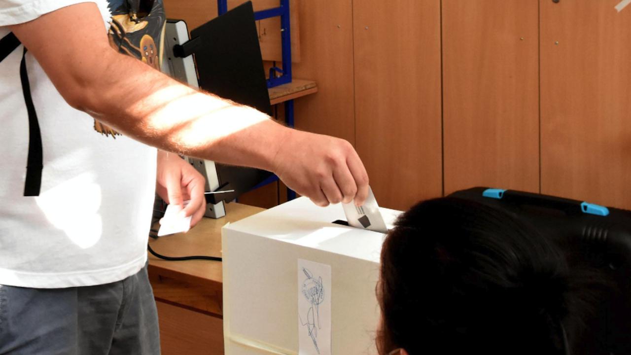 ГЕРБ-СДС печели вота в Бургас