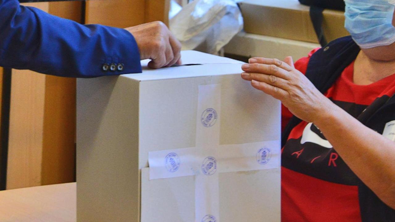 ГЕРБ-СДС печели в Ловешка област при 100%  обработени протоколи