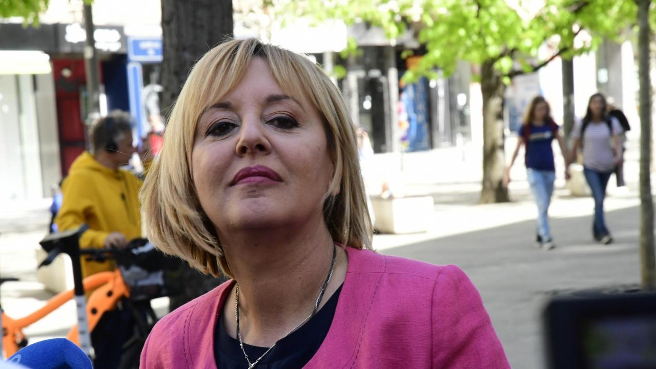 Мая Манолова: Дошло е време да се подкрепят не хора, а политики за хората