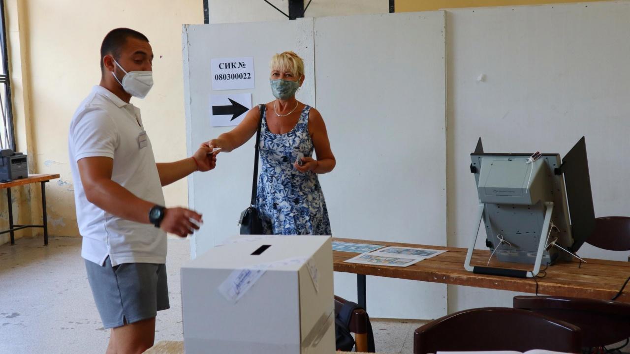 ИТН получава 1000 гласа повече в Кюстендил спрямо 4 април