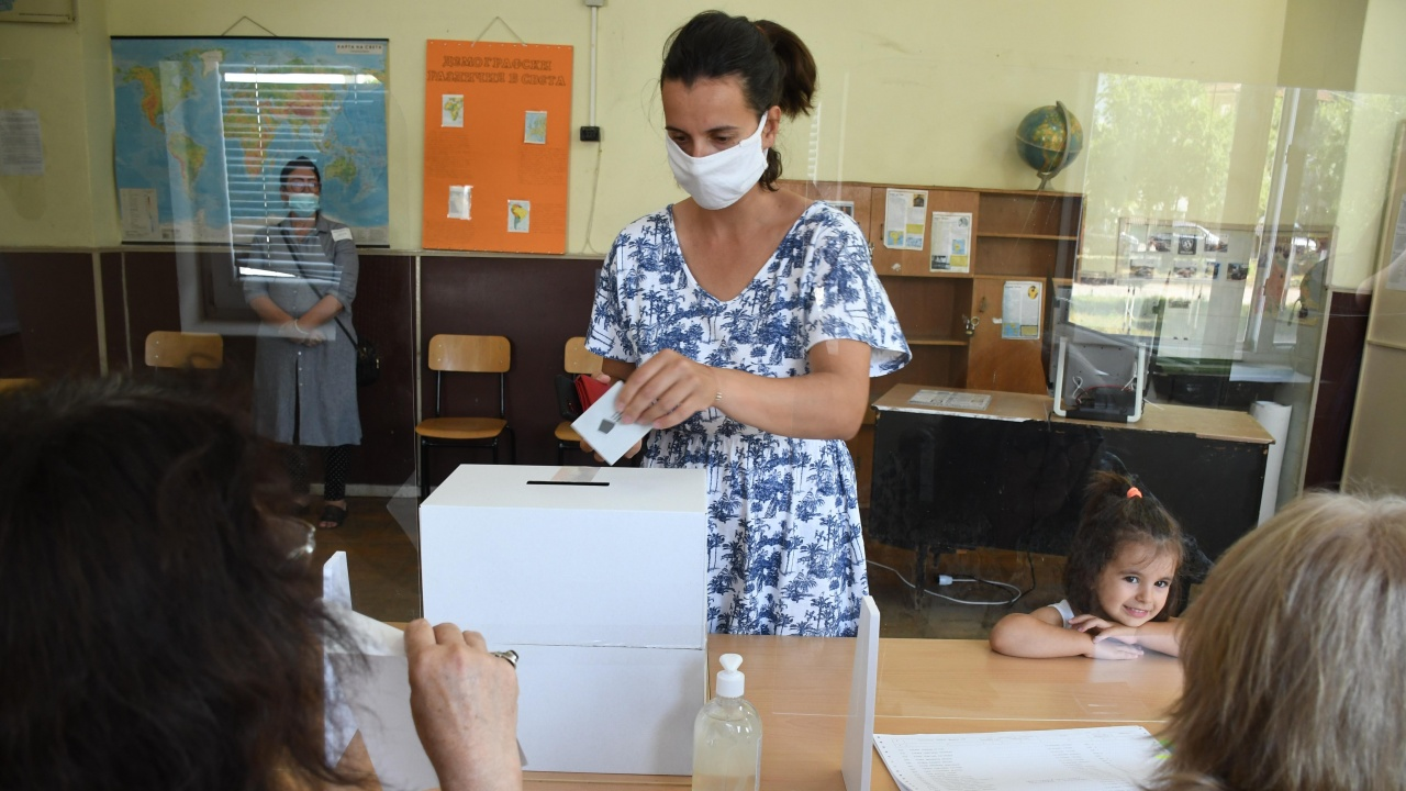 С проблеми ли премина  отчитането на вота в Пловдив