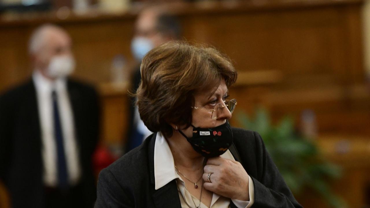 Татяна Дончева: Налагането на диктат не води до нищо в политиката