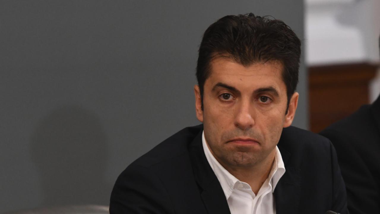 Кирил Петков с първи коментар за поканата да стане министър в кабинета на Слави Трифонов