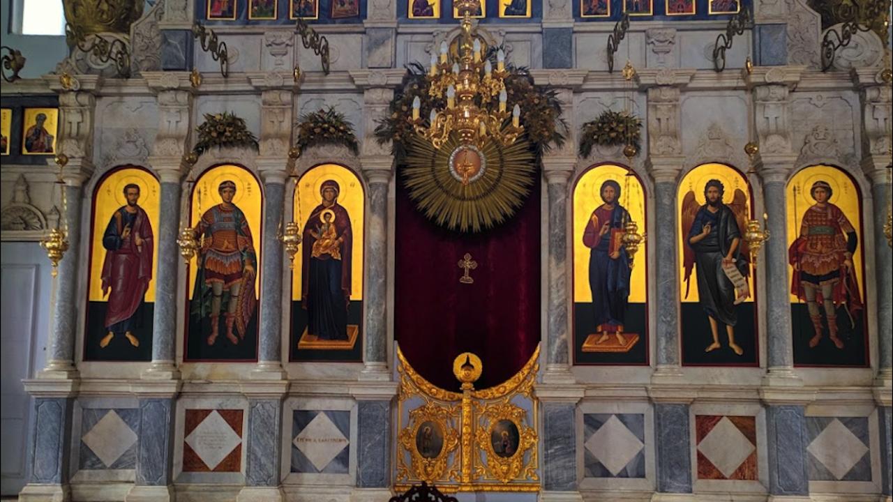 Икона и частица от мощите на Св. Мина ще бъдат посрещнати в Кюстендил