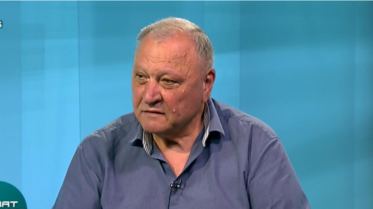 Димитър Дъбов: Ако свободното падане на БСП продължи, може да изхвърлим Нинова