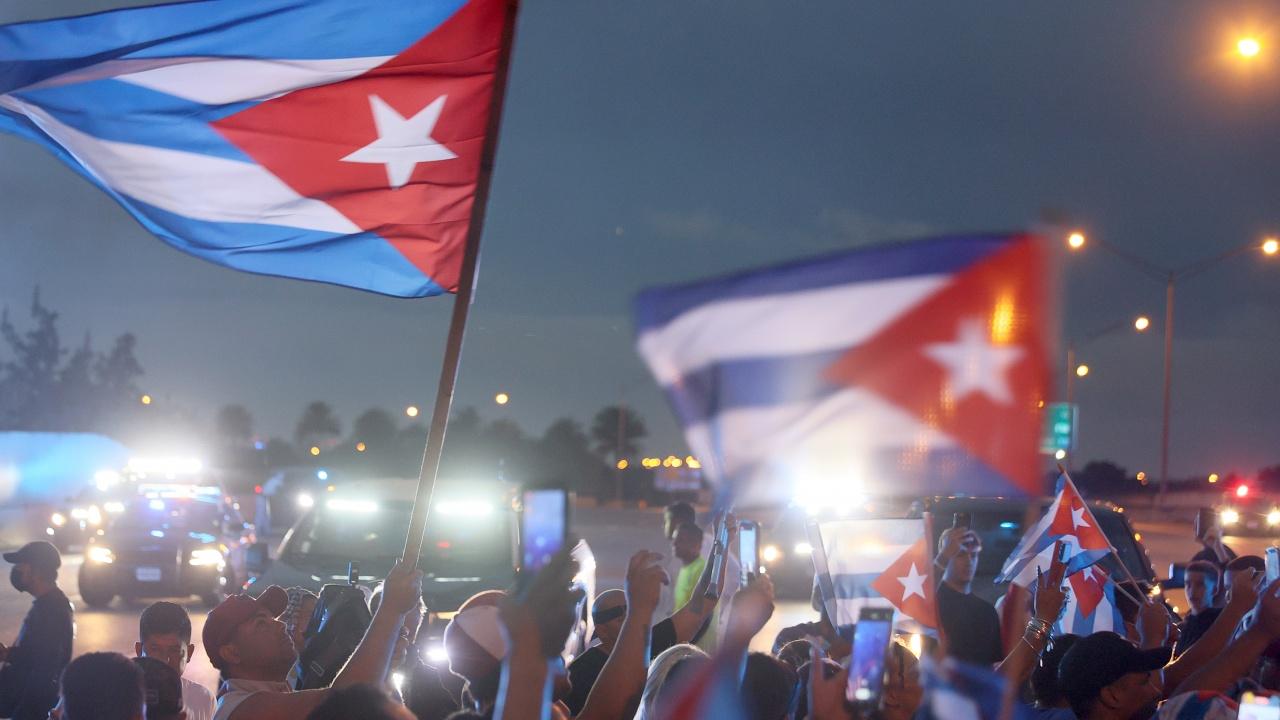 Един човек е загинал при антиправителствените протести в Куба