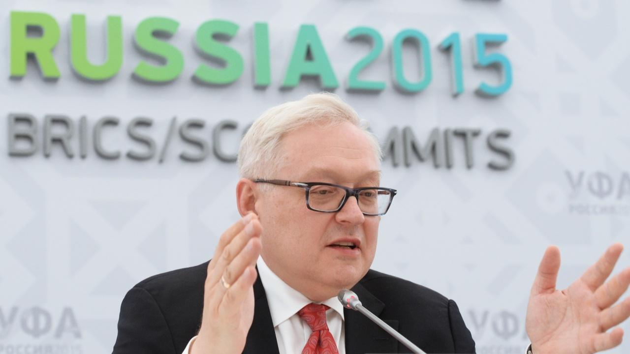 Сергей Рябков: До края на юли Русия и САЩ ще проведат консултации по стратегическата стабилност