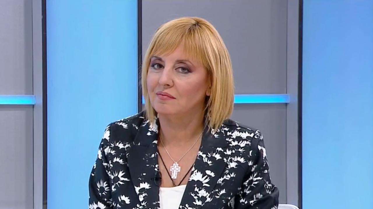 Мая Манолова обясни защо служебното правителство трябва да стане редовно