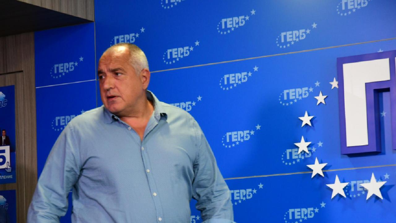 ЦИК реши: Борисов няма да е депутат