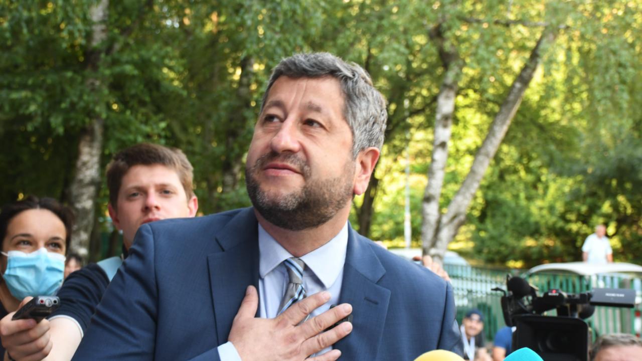 Христо Иванов: Правителство на малцинството на ИТН ще е целувка на смъртта