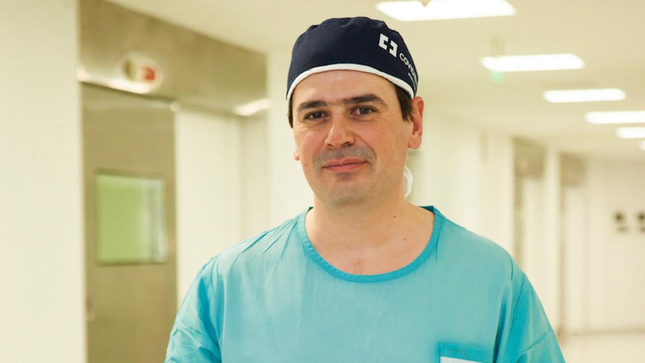 Доц. Веселин Маринов: Навлизането на роботизираната хирургия е възможност за пациентите ни да ползват най-иновативните подходи в света