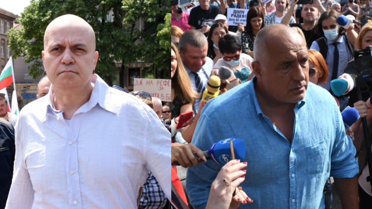 Водещите новини! Слави Трифонов предлага нов кабинет,  Борисов се яви на разпит, стотици го подкрепиха