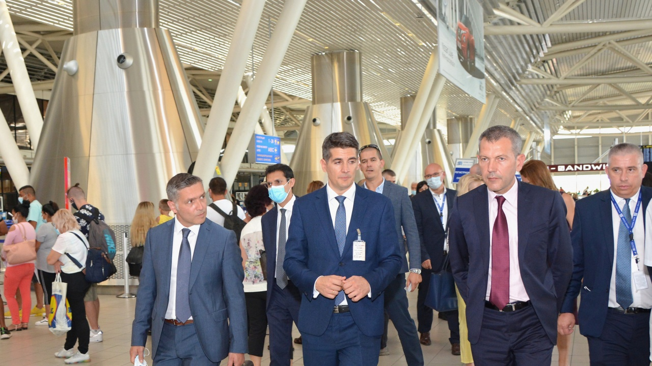 Георги Тодоров: Очаквам летище София да се превърне в съвременно и конкурентно летище