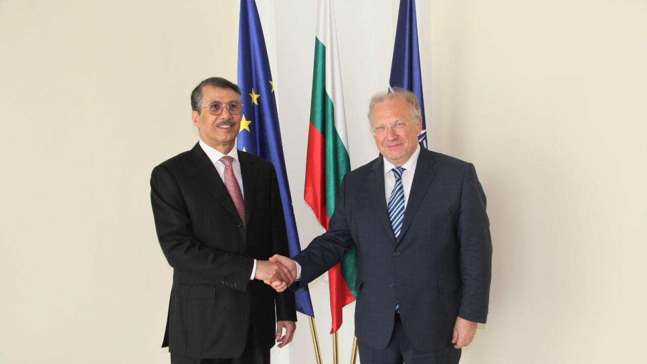 България иска да задълбочи сътрудничеството си с Катар
