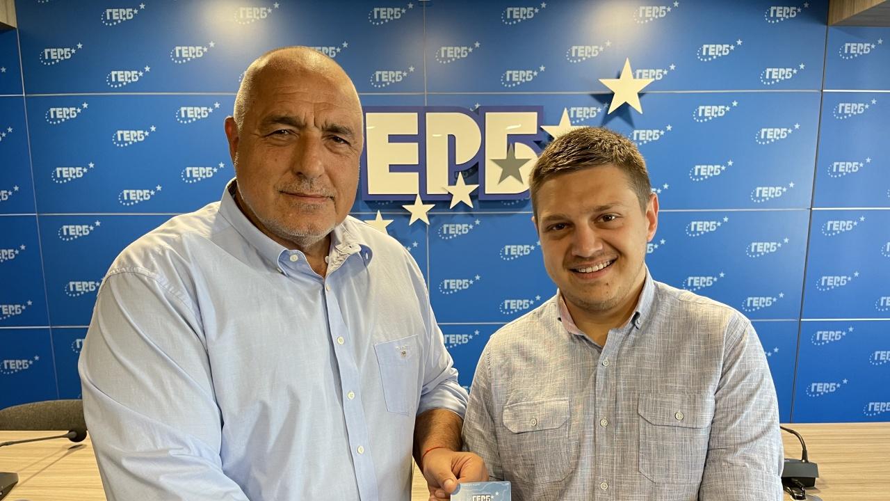Николай Алгафари: Избрах да стана член на ГЕРБ сега, защото в трудни времена най-силно се отстояват каузи