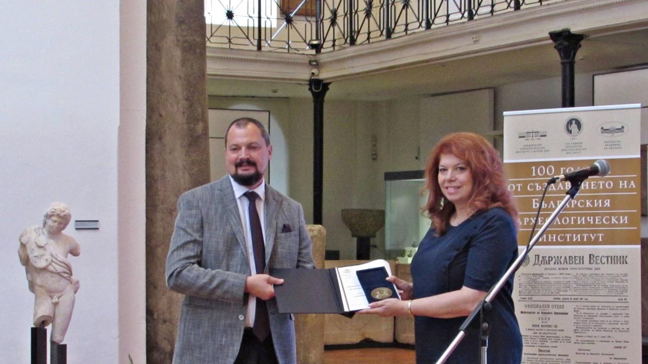 За повече средства за българската археология призова вицепрезидентът
