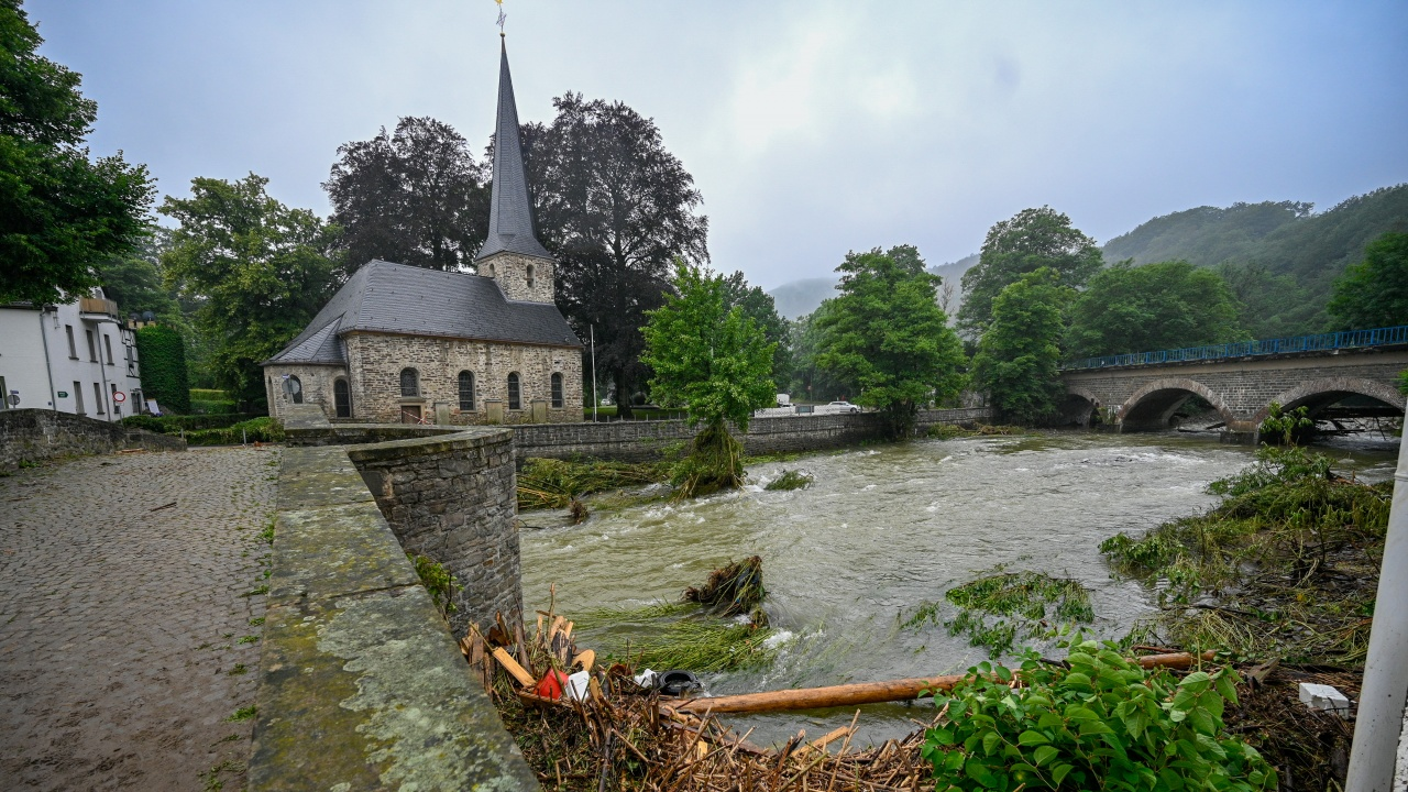 Няма пострадали българи при наводненията в Германия