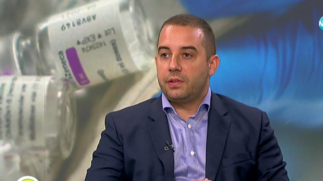 Богдан Кирилов: Няма да се стигне до масово изхвърляне на ваксини