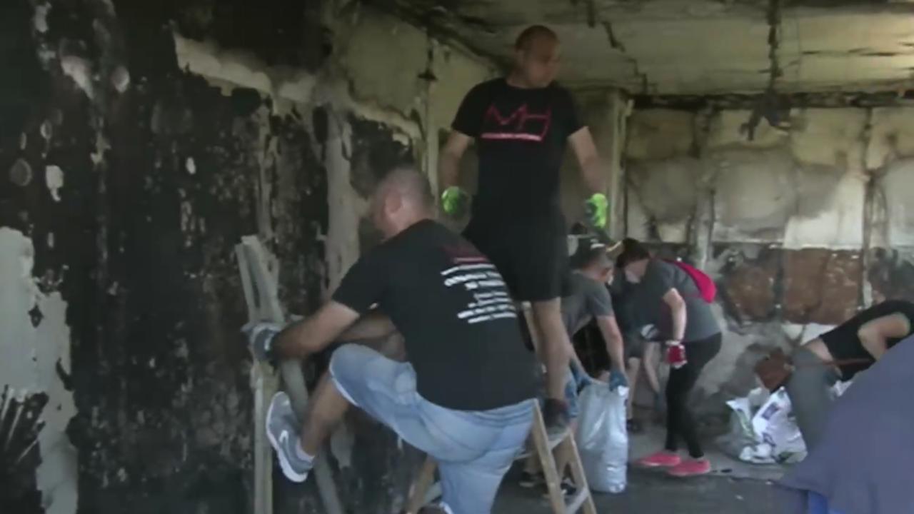 Вълна от съпричастност към пострадали при голям пожар в Стара Загора