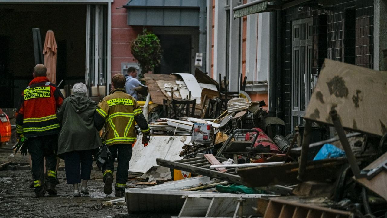 133 са вече загиналите при наводненията в Германия