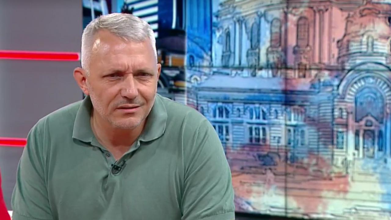 Хаджигенов не изключи подкрепа от БСП за съставяне на правителство и от ДПС за отстраняването на Гешев