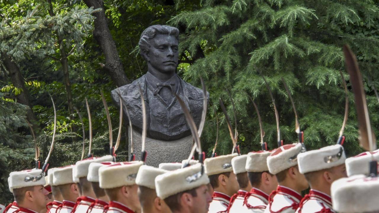В Борисовата градина отбелязаха годишнината от рождението на Апостола