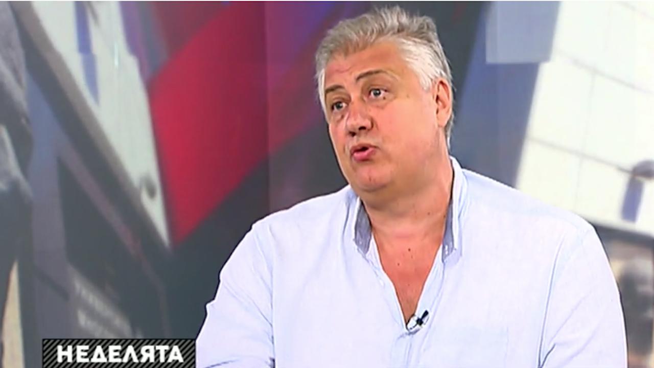 Проф. Балтов: Не бих нарекъл министър Кацаров лекар, завеждам дела