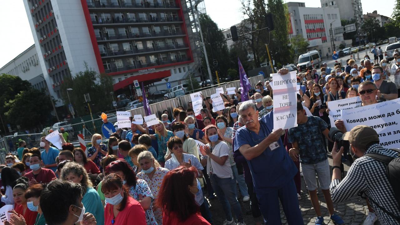 Здравен икономист: Спорът между Пирогов и Касата трябва да остане институционален
