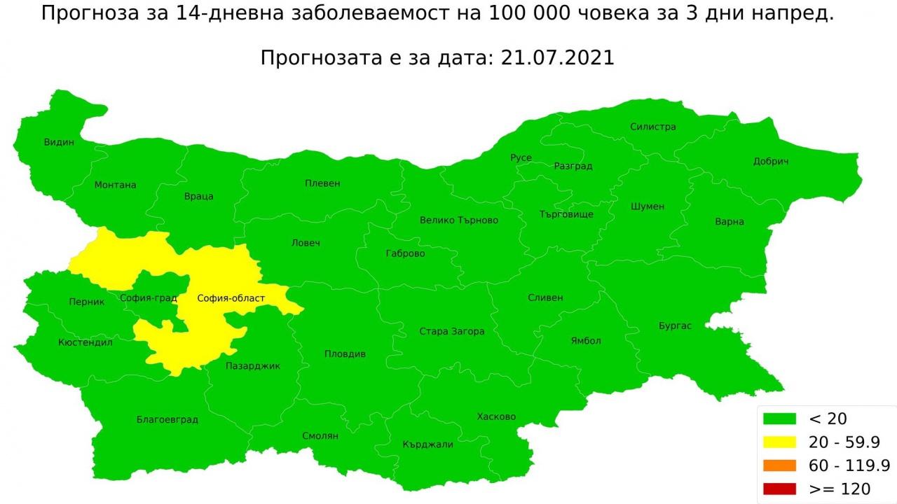 Проф. Витанов: Честито на всички дебели кратуни! Делта вариантът на COVID-19 се закрепи в България