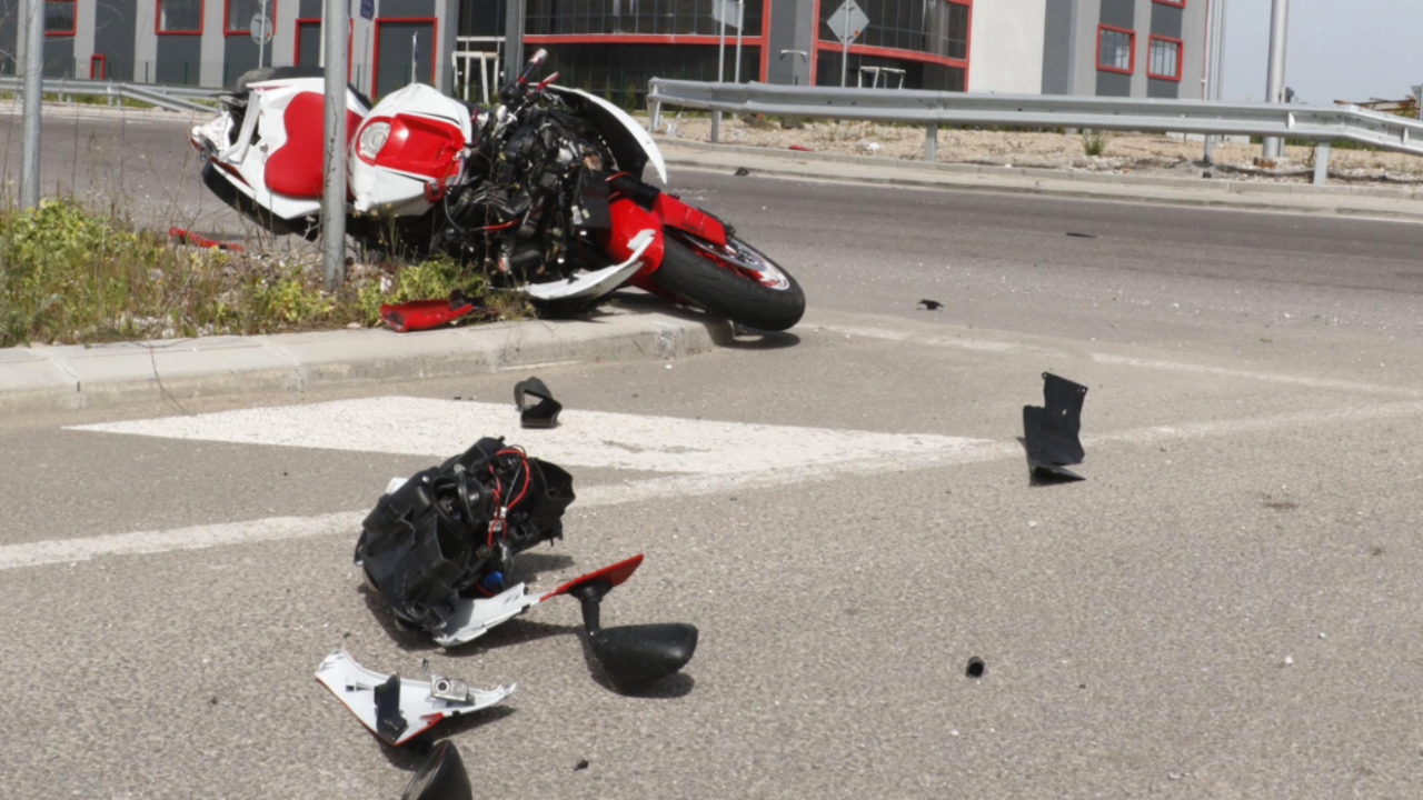 27-годишен моторист загина при меле във Варна