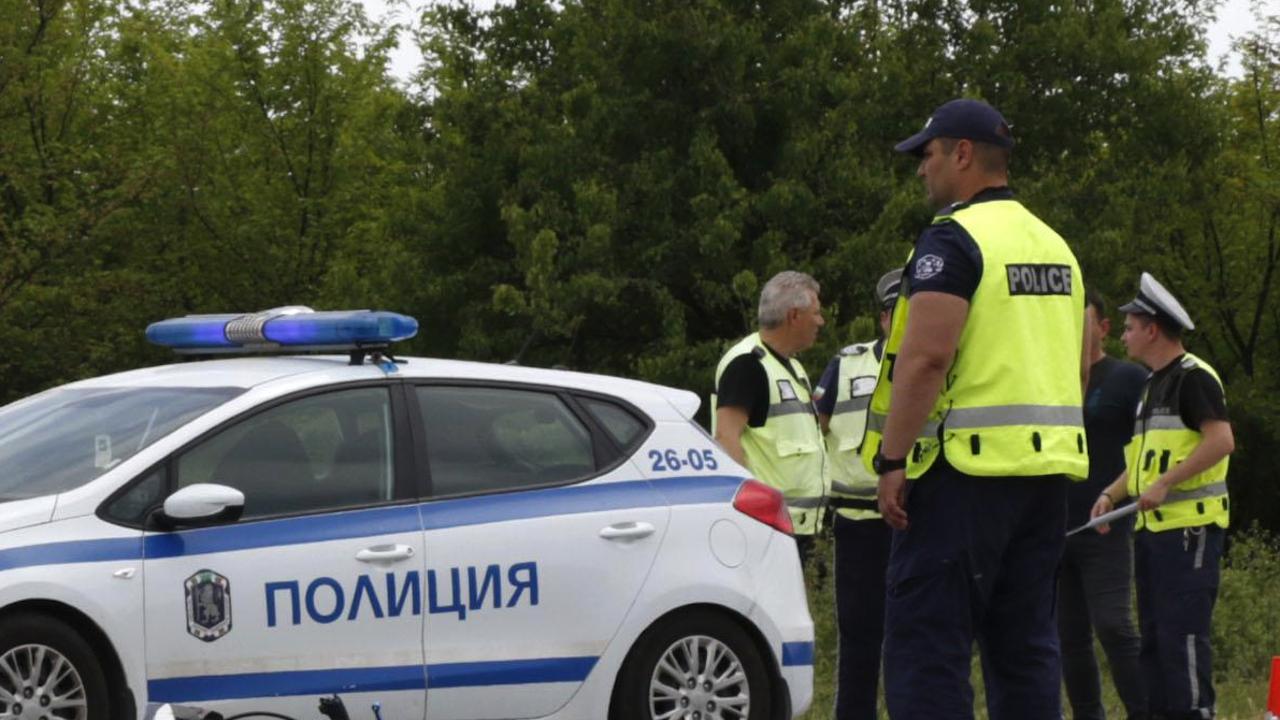 Агресивен шофьор ухапа полицай в Димитровград