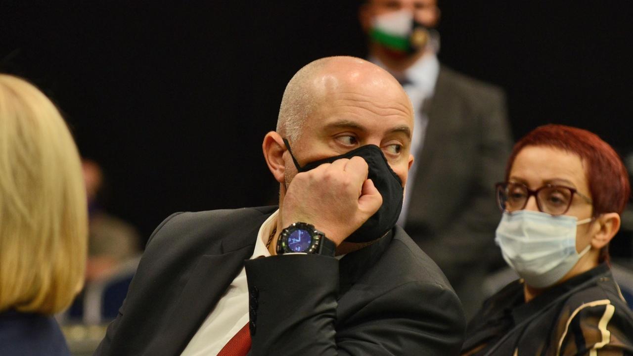 """Казусът """"Гешев"""" не може да се базира на слухове и внушения, смята шефът на Асоциацията на прокурорите"""