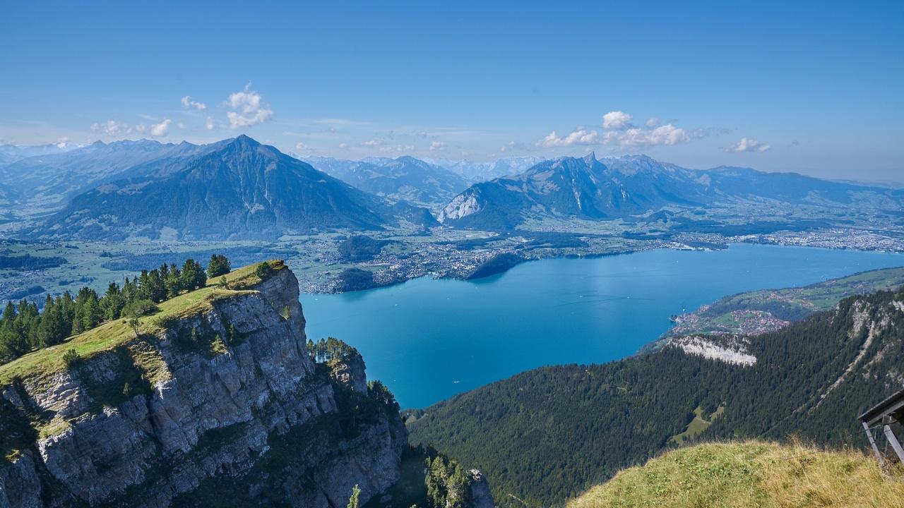 180 нови езера в Швейцария от топенето на ледници за десетилетие