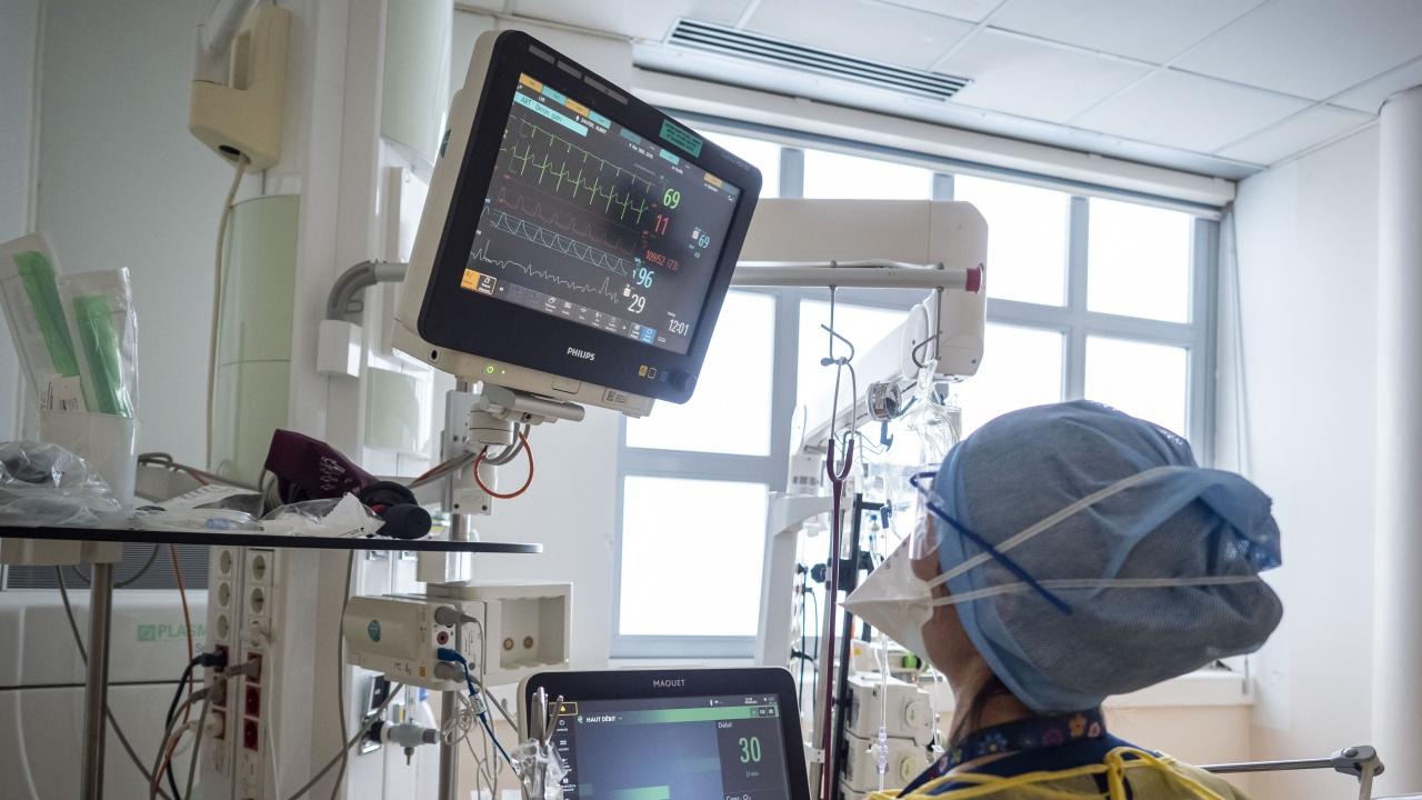 Европа стана първият регион в света, надхвърлил 50 милиона случая на COVID