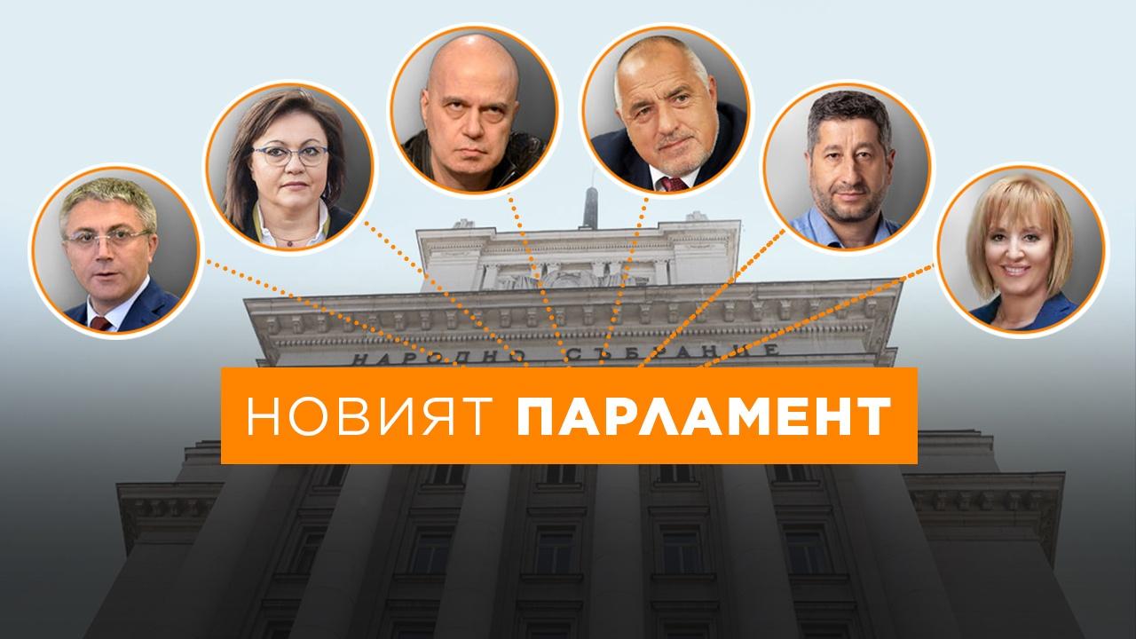 Партиите ще преговарят за кандидатура за председател на НС