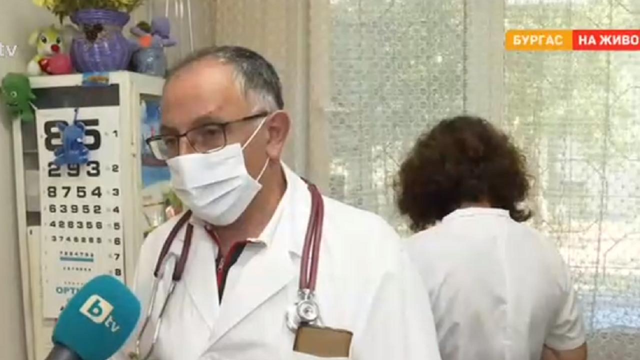 Ето кой е лекарят, поставил най-много ваксини срещу COVID-19 у нас